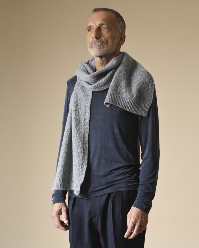 Echarpe en laine et...