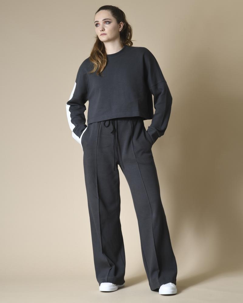 Pantalon de survêtement en coton Lost & Found