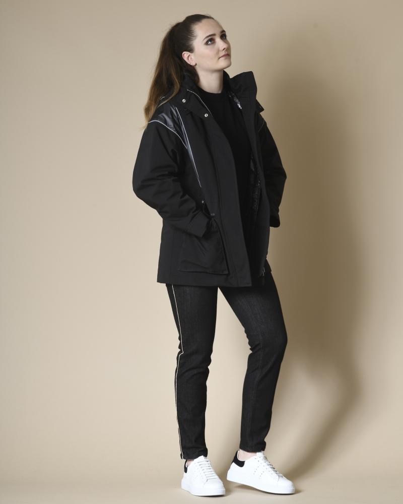 Manteau à capuche et gilet amovible Mackage