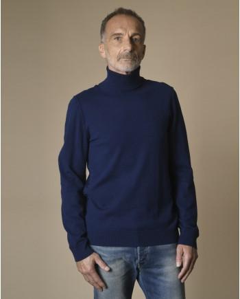Pull en laine et cachemire Manostorti