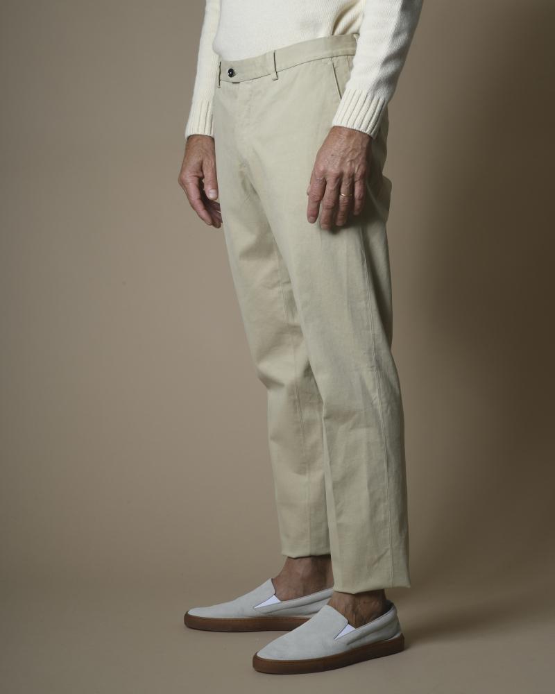 Pantalon beige Roda