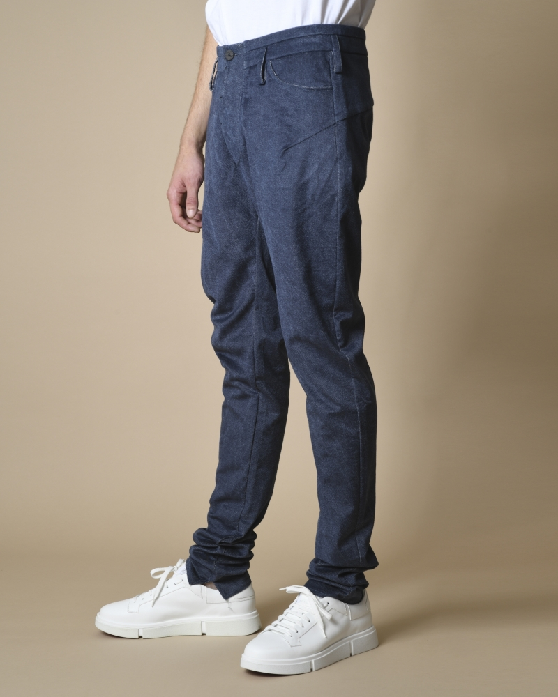 Pantalon effet denim Lost &...