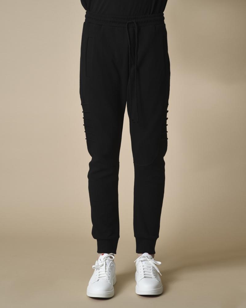 Pantalon jogging en coton...